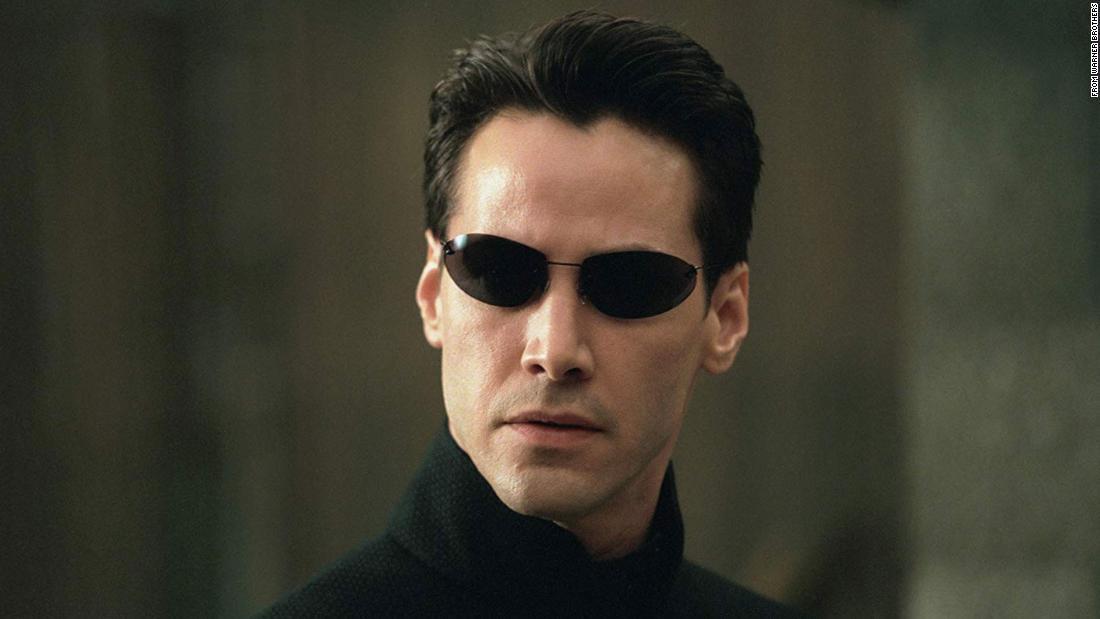The matrix 4 première image publier