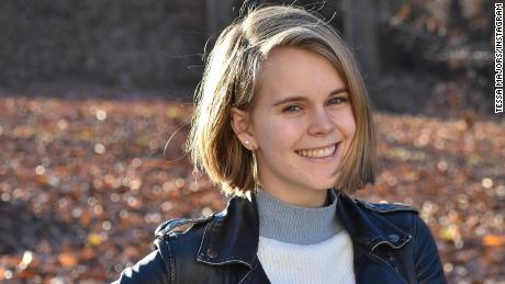 A memorial ceremony for Barnard College freshman Tessa Majors was held in Charlottesville, Virginia, on Saturday, December 21, 2019.