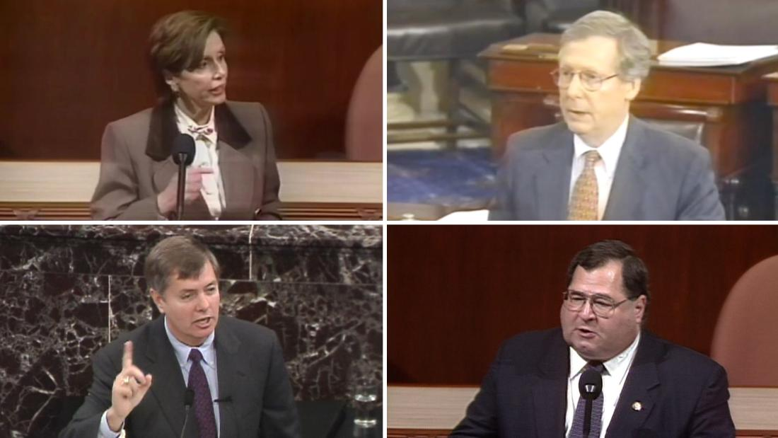 Any doubt impeachment is a political process? Watch this