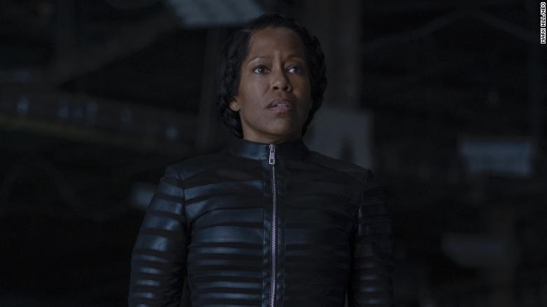 Regina King in 'Watchmen.'