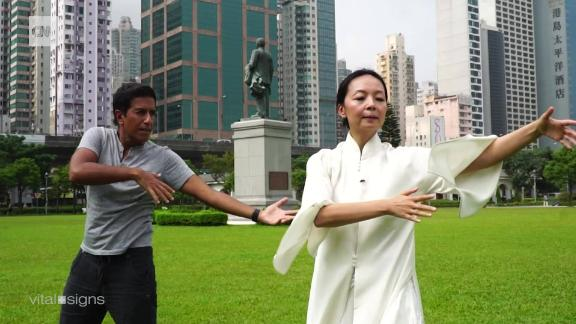 Image for Medicine in motion: How Tai Chi heals body and mind