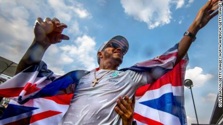 "Formula 1 world champion Lewis Hamilton is a  co-producer of ""The Game Changers"" and is now an advocate for a plant-based diet."
