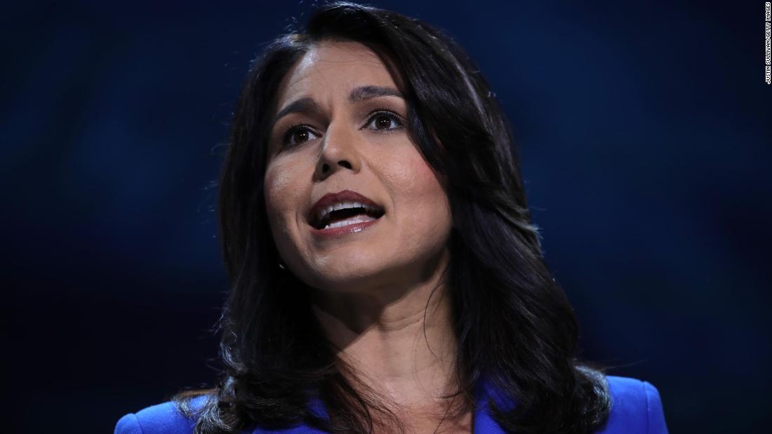 Tulsi Gabbard:大統領候補者に投票