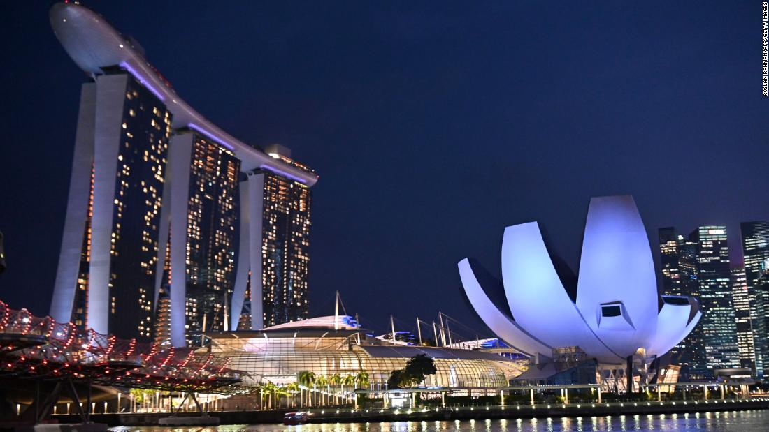 Travel to Singapore during Covid-19