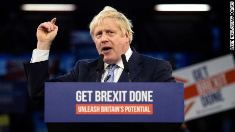 UK election results 2019: Boris Johnson storms to victory