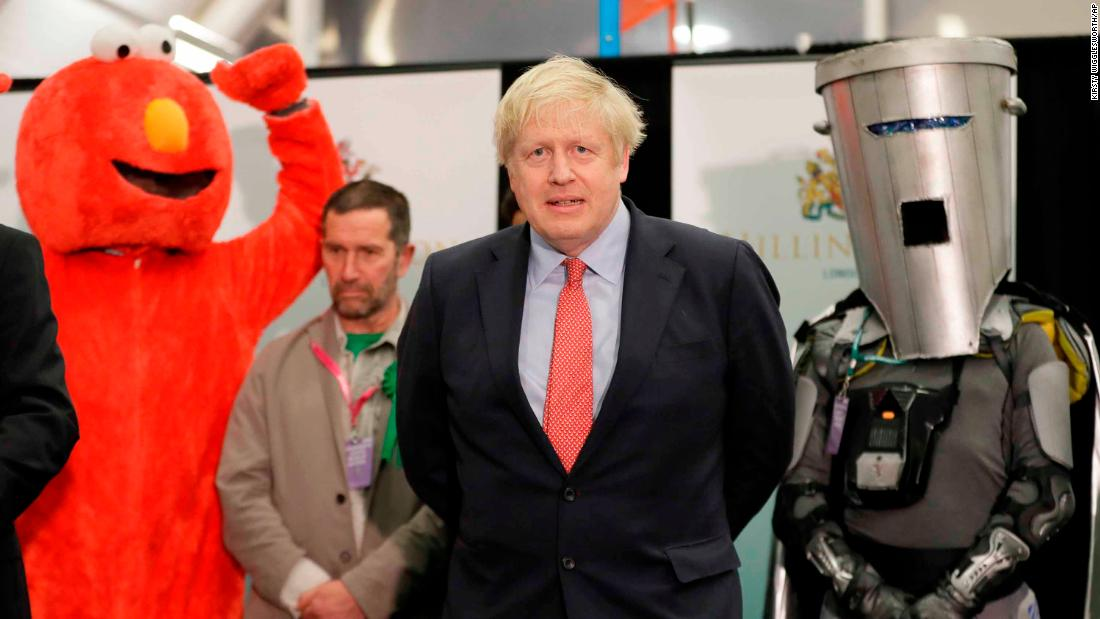 Boris Johnson won the election but he may struggle to keep the UK together