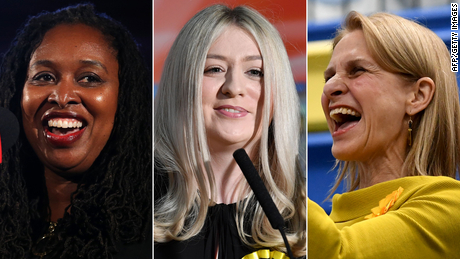 Labour's Dawn Butler, SNP's Amy Callaghan, and the Liberal Democrat's Wera Hobhouse are all among the record number of women who secured victories in the general election.