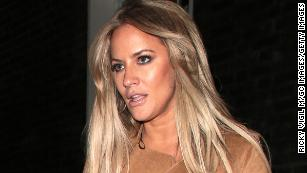 'Love Island' host Caroline Flack charged with assault