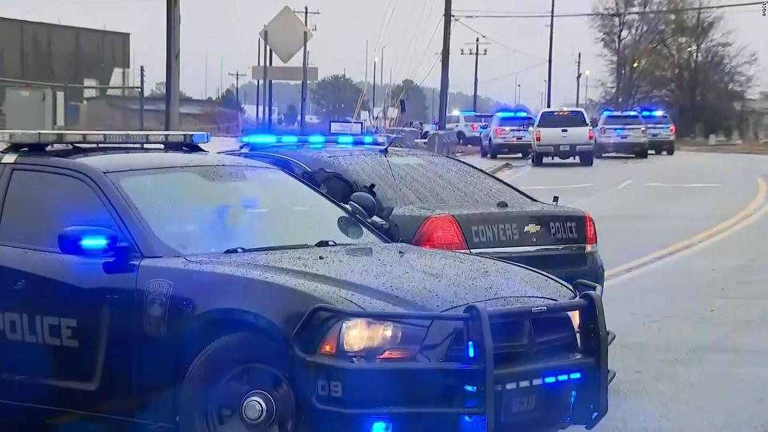 At least 1 person shot at Georgia plant, source reports; schools on lockdown