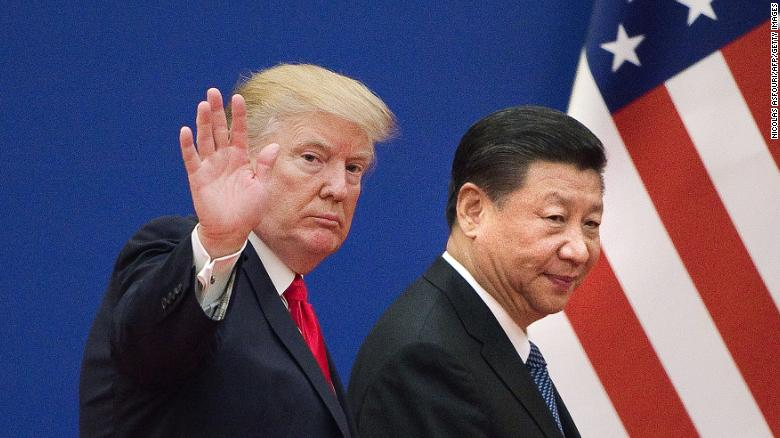 Trump, China agree on 'phase one' trade deal