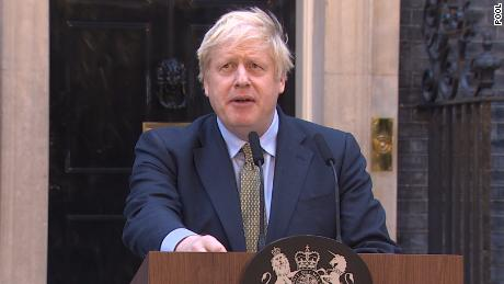 Prime Minister Boris Johnson will address the nation about Brexit.