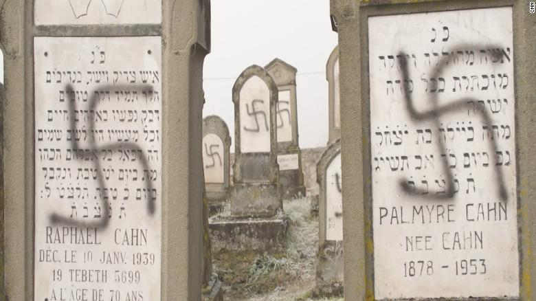 Anti-Semitism on the rise on the French German border