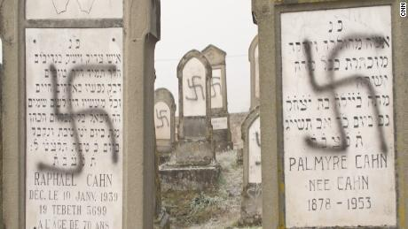 Image result for Anti-Semitism on the rise at French-German border