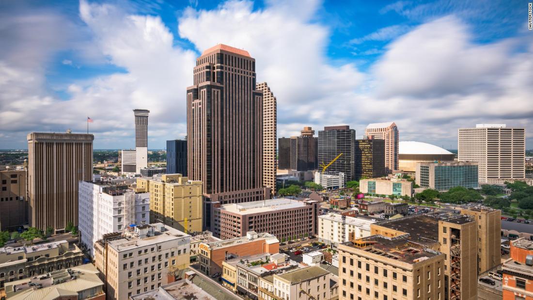 ニューオーリンズを宣言し、緊急事態の後では、フィッシング攻撃、第二に米国の市今週