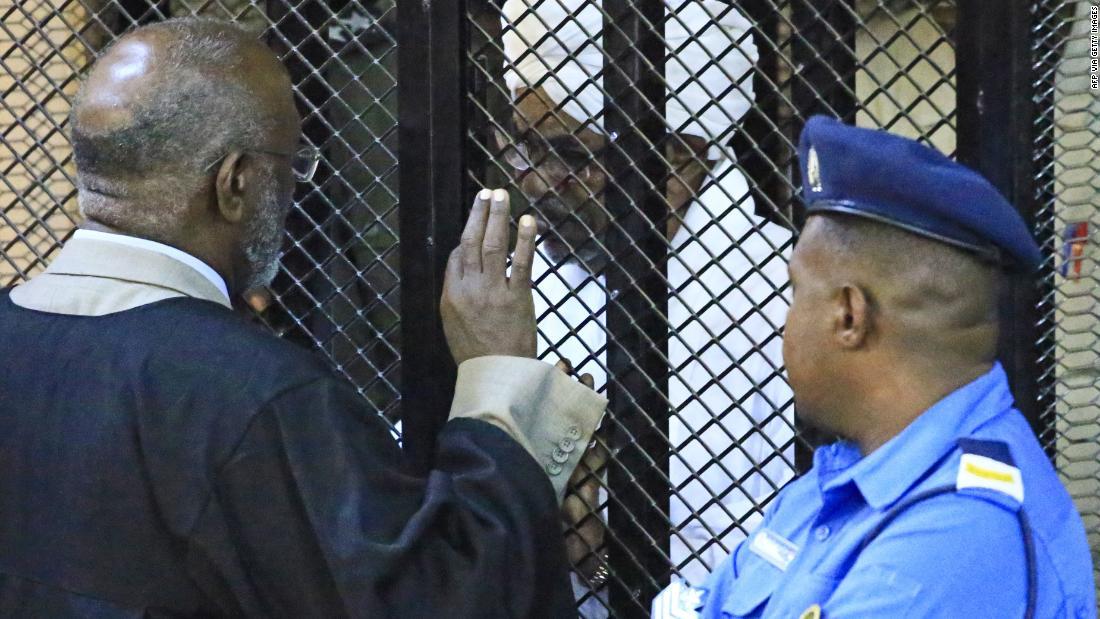 Ex-Sudan-Führer verurteilt zu 2 Jahren