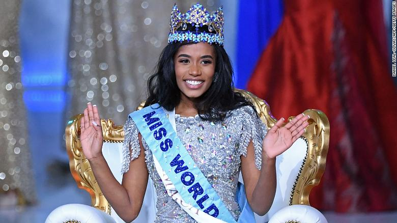 Who is Miss World 2019 Toni-Ann Singh?