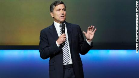 NBCUniversal chief Steve Burke says he will step down on January 1
