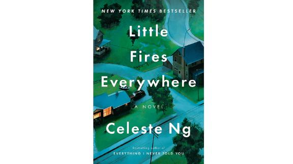 """""""Little Fires Everywhere"""" by Celeste Ng ($12.75; amazon.com)"""