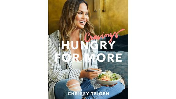 """""""Cravings: Hungry for More"""" by Chrissy Teigen ($20.69; amazon.com)"""