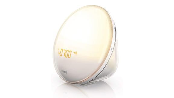 Philips Wake-Up Light ($148.80; amazon.com)