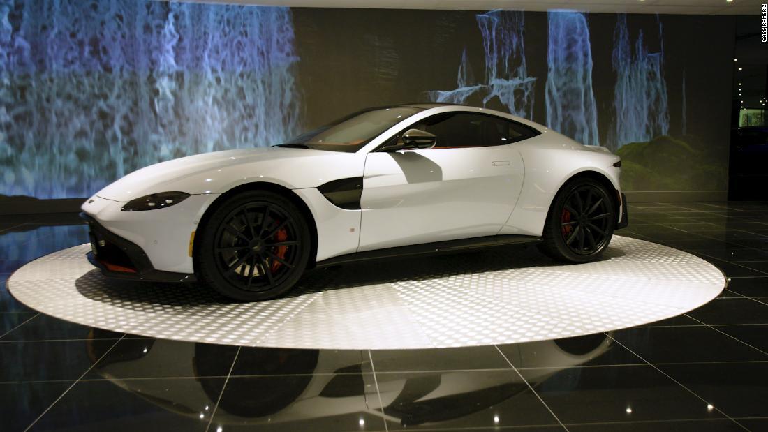 Superhelden-Auto-Garagen sind eine Realität