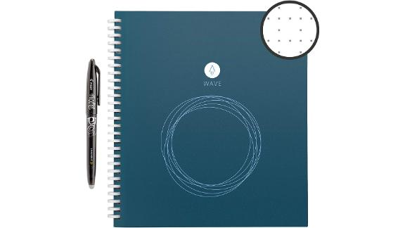 Rocketbook Wave Smart Notebook ($16.97, originally $27; amazon.com)
