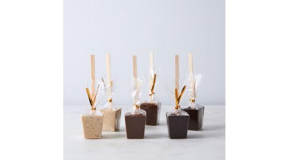 Hot Chocolate On A Stick ($24; food52.com)