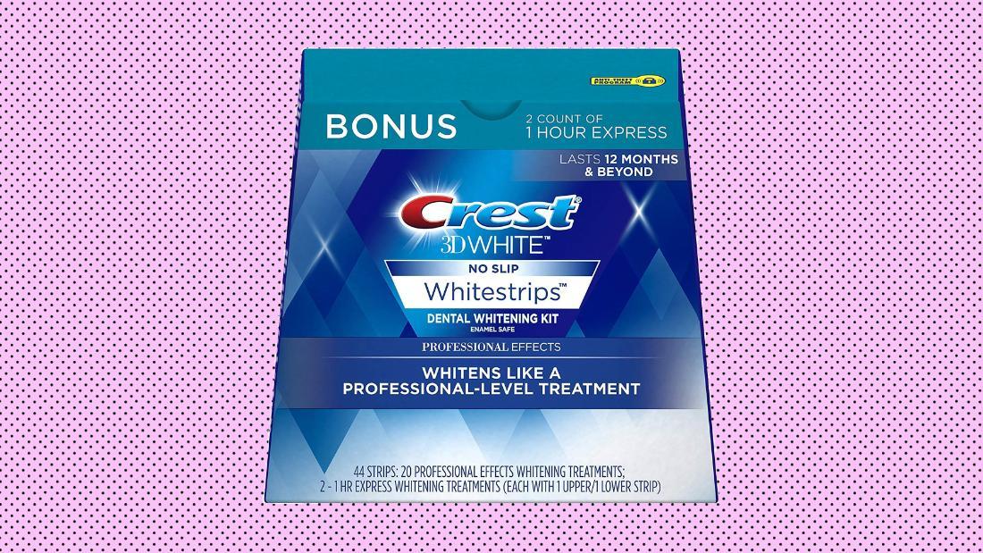 Πώληση alert: Crest Whitestrips είναι σε έναν όλα χρόνο χαμηλή τιμή