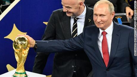 How WADA's doping ban hits Russia and Vladimir Putin where it hurts
