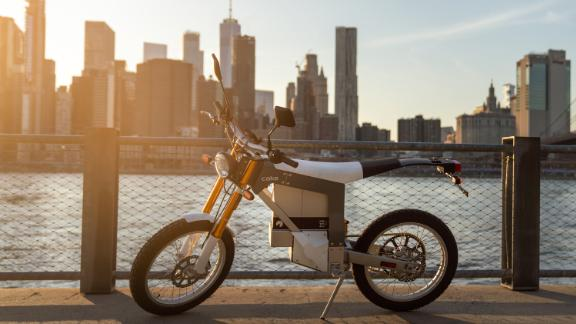 The Cake Kalk& is a street-legal version of Cake