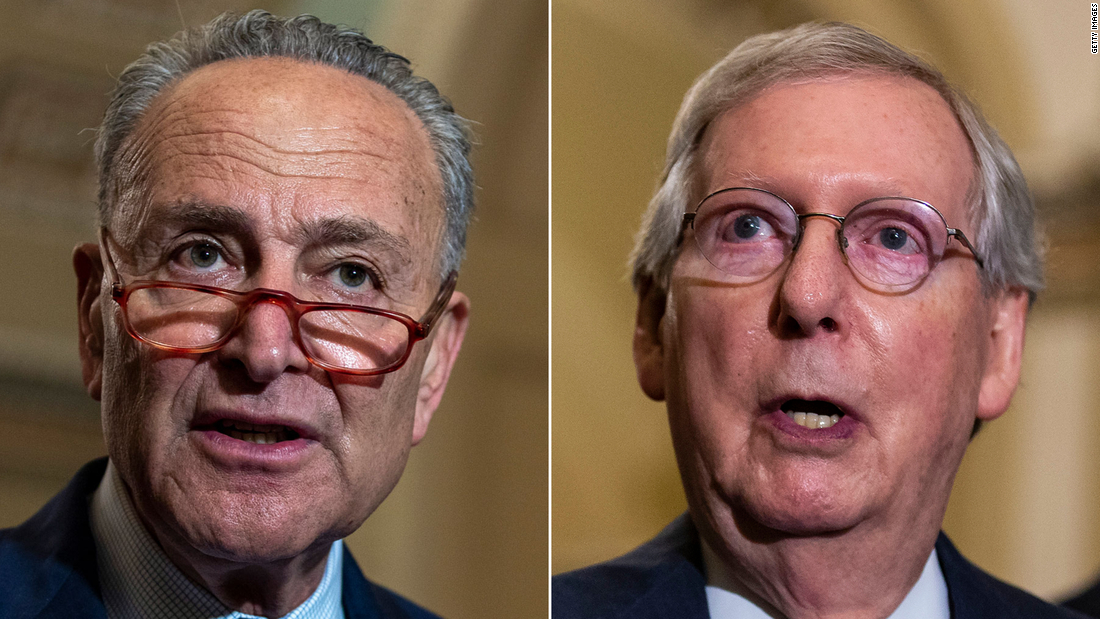 McConnell vows Trump's nominee to replace Ginsburg will get Senate vote setting up historic fight – CNN