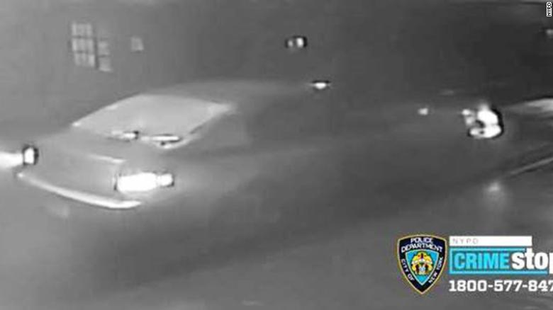 NYPD released an image of the car that Karol Sanchez was taken in.