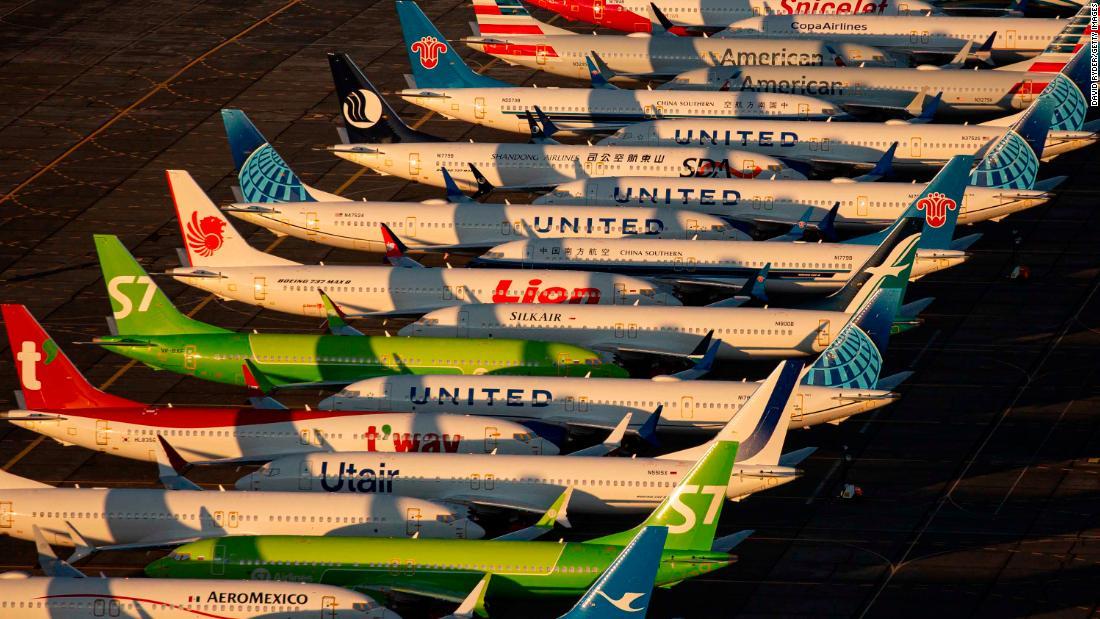 Boeing 737 Max woes dauern mehrere Jahre