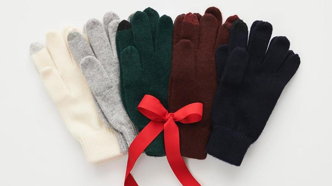 Give the gift of cozy cashmere with 30% off at Naadam