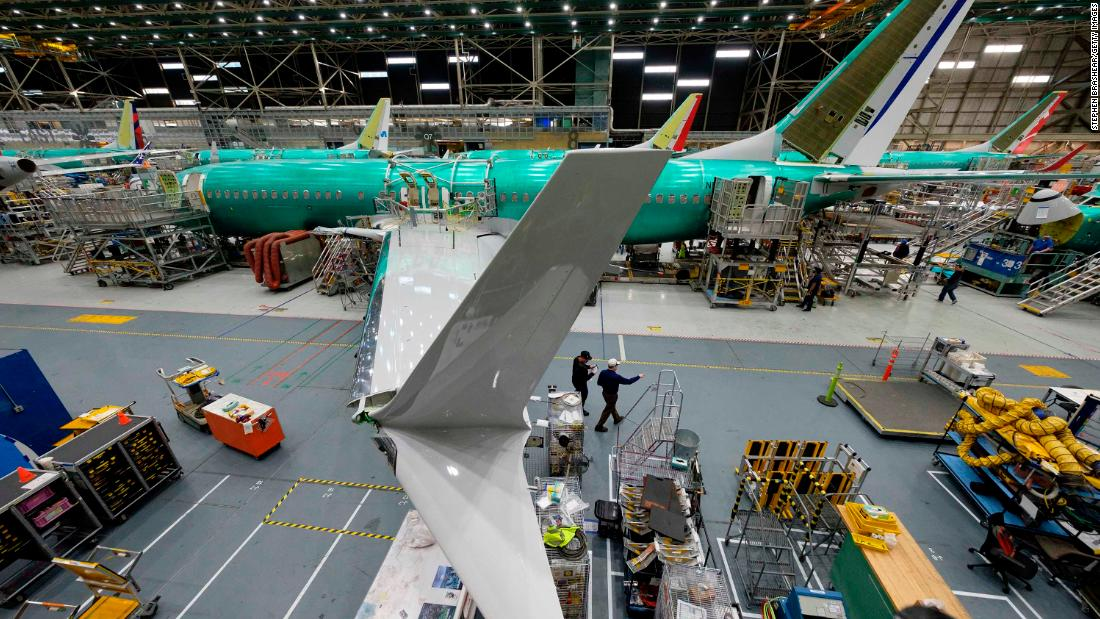 Boeing has temporarily stopped making 737 Max airplanes
