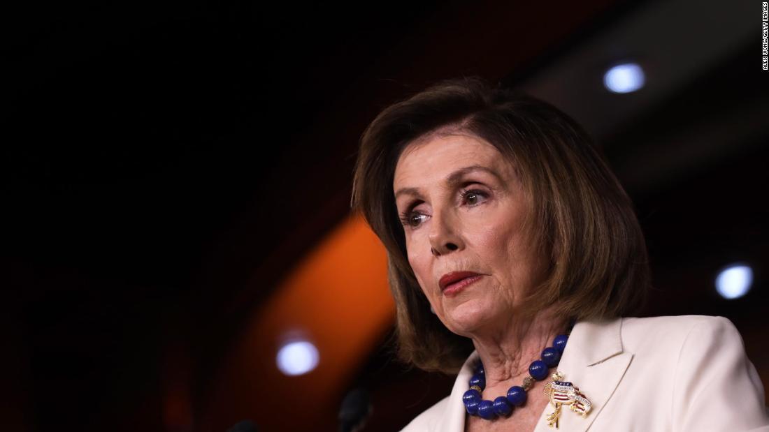 Pelosi's struggle to unite her caucus is just beginning – CNN