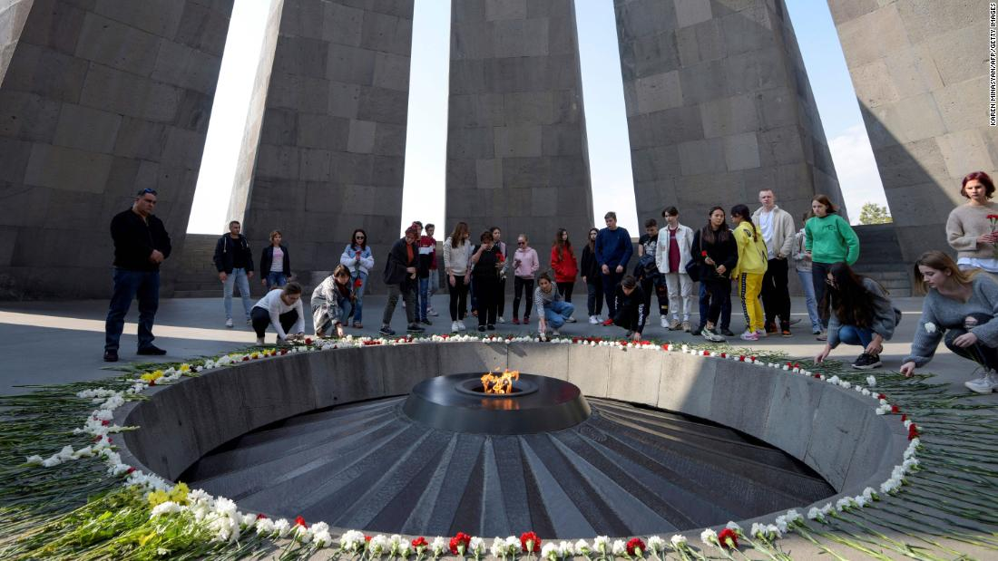 What to know about the mass killings of Armenians a century ago