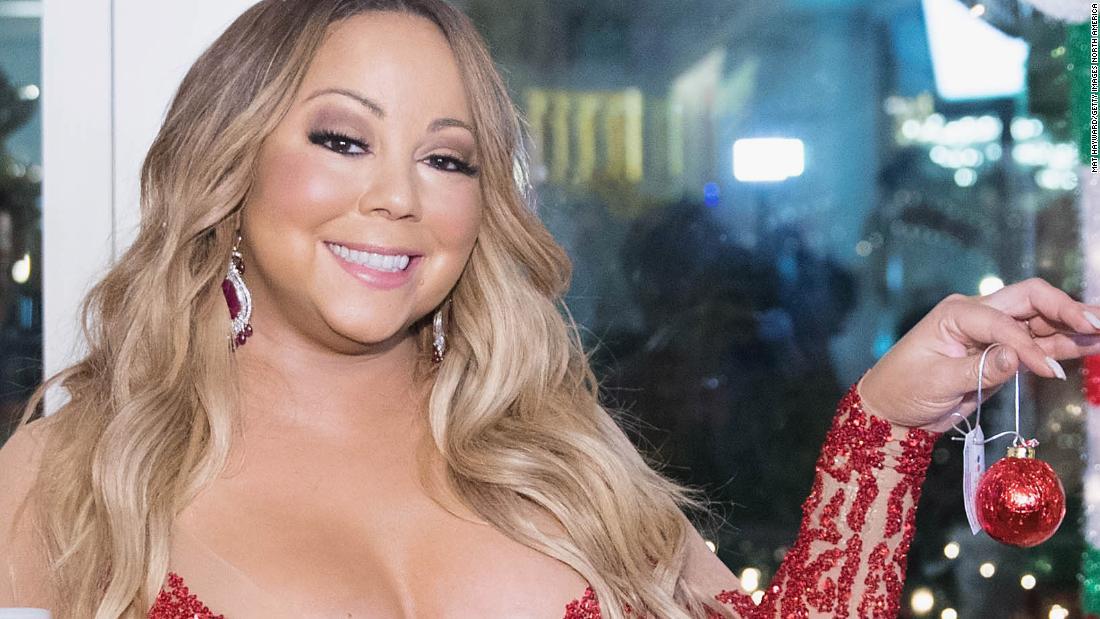 Το μυστικό της Mariah Carey Χριστούγεννα μεγαθήριο