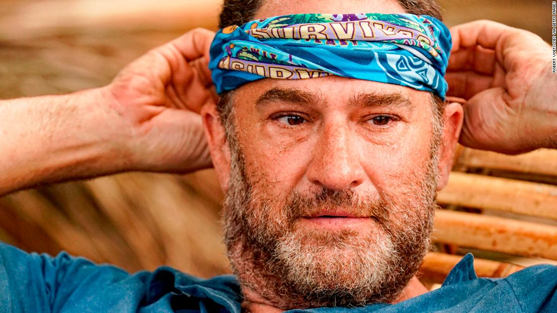 Disgraced 'Survivor' contestant breaks his silence and offers apology