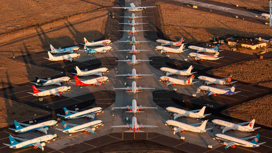 Boeing-Mitarbeiter schreibt, Sie würde nicht zulassen, Familie Fliegen 737 Max, interne Dokumente offenbaren