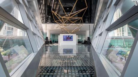 largest diamond trading floor