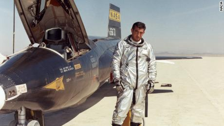 X-15: The fastest manned rocket plane ever