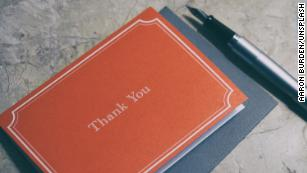 Expressing gratitude can improve your relationships and make those around you happier