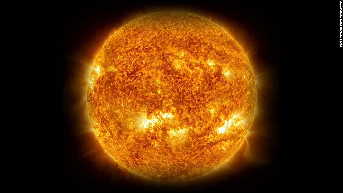 Wissenschaftler spot sun explosion anders als alle, die jemals gesehen