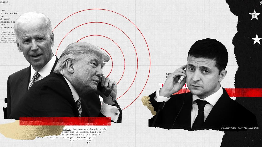 Bagaimana seorang whistleblower keluhan led untuk Trump impeachment