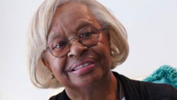 Jersey City Board of Education member Joan Terrell-Paige