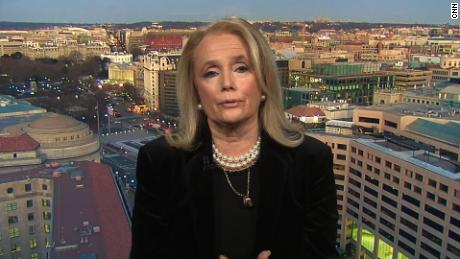 Debbie Dingell dit qu'elle ne sera pas intimidée par les attaques de Trump contre le défunt mari