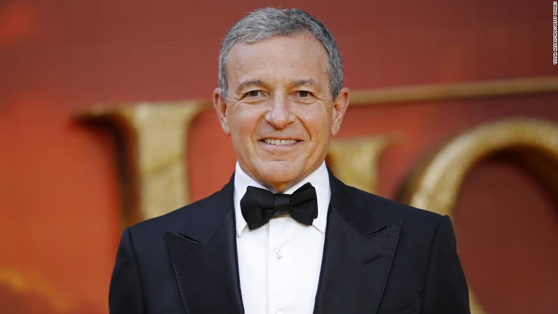 Disney became a giant under Bob Iger. The question is if he can be replaced