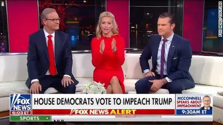 & # 39; Fox & Friends & # 39; donne à son spectateur le plus puissant une affirmation post-impeachment