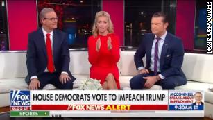 'Fox & Friends' gives its most powerful viewer some post-impeachment affirmation